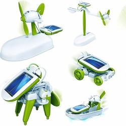 đồ chơi năng lượng mặt trời 6 in1