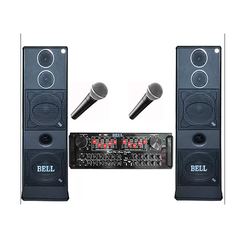 Dàn karaoke BELL KT-789  đa màu sắc