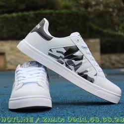 Giầy nam thể thao trắng thời trang ZILONG GN99TQ