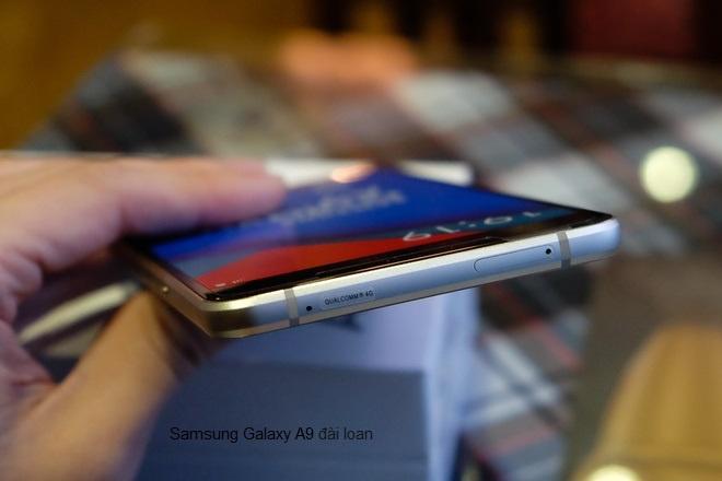 Samsung Galaxy A9 đài loan nằm trong dòng smartphone tầm trung Galaxy A thế hệ 2016