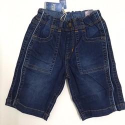 qt28[50-70kg]Quần lửng jeans cao cấp size ĐẠI - lưng thun có tăng đơ