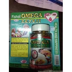 Thực phẩm bổ sung sức khỏe omega
