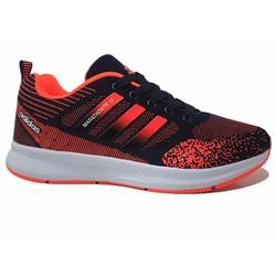 Giày thể thao nam cực chất đỏ đen BD1011DOD