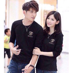 áo thun couple logo so hot