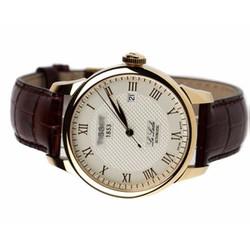 Đồng hồ kim Automatic sang trọng mặt caro TS1983