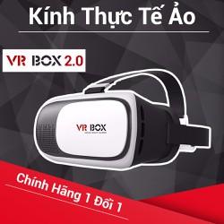 kinh 3d vr box 2 cho dien thoai