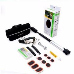 Bộ dụng cụ sửa chữa xe đạp kèm bơm SH02