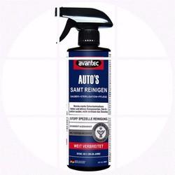 Bình xịt vệ sinh nội thất xe hơi Avantec