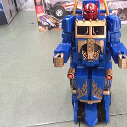 Robot Điều Khiển biến hình Transformer - Quà tặng độc đáo cho bé