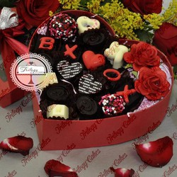 Chocolate Valentine Trilogy