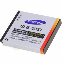 Pin máy ảnh SLB 0937 camera battery