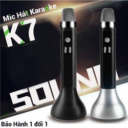 Mic hát karaoke K7 trên điện thoại {{Chất lượng}}