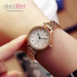 đồng hồ nữ thời trang cao cấp sang trọng WH-3583