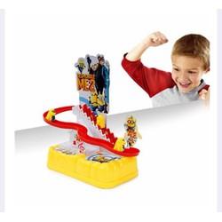 Mô hình đồ chơi Minion leo thang trượt cầu tuột