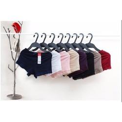 Quần Cotton Mặc Trong Váy Thoáng Mát