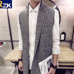 áo khoác ghilê len dáng dài  Mã: NK0818
