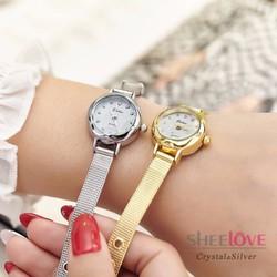 Đồng hồ nữ cao cấp sang trọng thời trang Hàn Quốc WH-3260