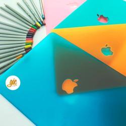 Vỏ Macbook Pro nhựa cao cấp nhiều màu size 13 inch