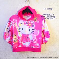 Áo khoác họa tiết mèo đáng yêu