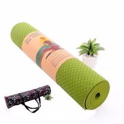 Thảm Yoga Có Túi Đựng
