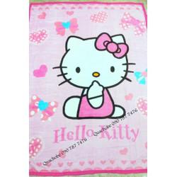 Mền băng lông Thailan Kitty