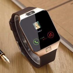 FREESHIP-Đồng hồ điện thoại thông minh cảm ứng có sim Tiếng Việt