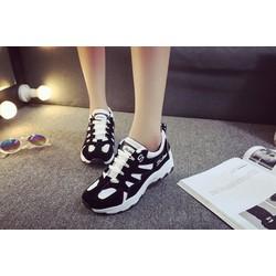 giày thể thao nữ, nhẹ, thời trang