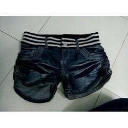 quần short jean thanh lý rẻ
