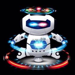 ROBOT BIẾT NHẢY BIẾT HÁT XOAY 360 ĐỘ