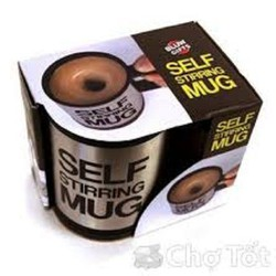 Ly Cafe tự động Self Stirring Mug