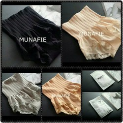 Combo 2 Quần lót gen bụng Munafie cao cấp hàng xuất Nhật
