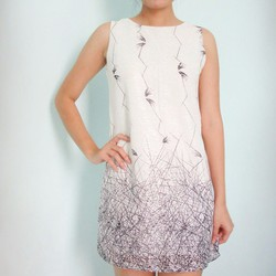 Đầm Suông Thái Lan Sát Nách