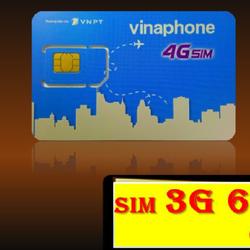 SIM 4G VINAPHONE 60GB MỖI THÁNG