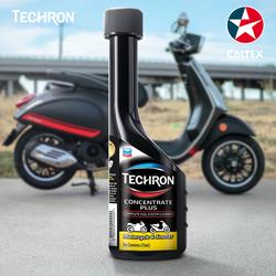 Dung dịch làm sạch động cơ TECHRON Concentrate Plus của Caltex