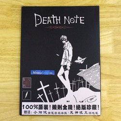 QUYỂN SỔ DEATH NOTE