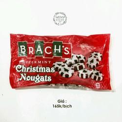 Noel kẹo brachs hương bạc hà nougats
