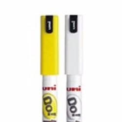 vút vẽ posca 0.7mm xanh,đen,đỏ,cam,tím,trắng,vàng,xuất xứ nhật bản