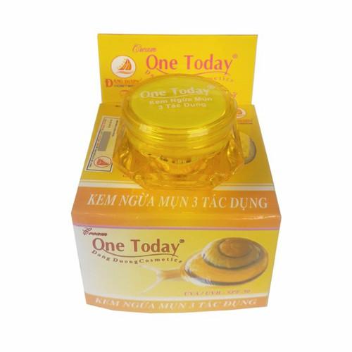 Kem ngừa mụn 3 tác dụng One Today 8g - 4127189 , 4673373 , 15_4673373 , 78300 , Kem-ngua-mun-3-tac-dung-One-Today-8g-15_4673373 , sendo.vn , Kem ngừa mụn 3 tác dụng One Today 8g