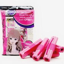 g tin Bộ uốn tóc quấn dây Night Set Curler SM000-100061-061