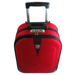 Vali kéo vải giá rẻ cỡ nhỏ đựng 7Kg màu đỏ TL020