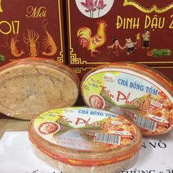 Chà bông tôm - đặc sản Cà Mau thơm ngon