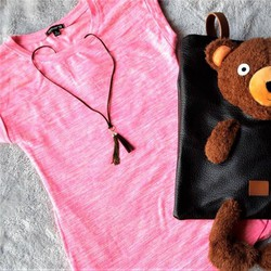Set áo và phụ kiện thời trang