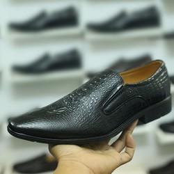 Giày lười vân cá sấu GL69 cung cấp bởi THỜI TRANG DA