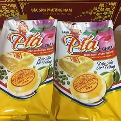 Bánh Pía Chay nhân đậu xanh sầu riêng - đặc sản Sóc Trăng