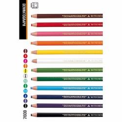 Bút chì xé CN xanh,đen,đỏ,cam,tím,trắng,vàng,xanh,xanh lá cây nhật bản