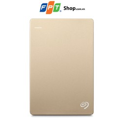 Ổ cứng ngoài HDD Seagate 1TB Backup plus Slim