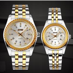 Đồng hồ đôi chống nước Mèo 064