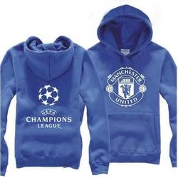áo khoác nỉ manchester united