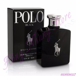 Nước hoa nam cao cấp Ralph Lauren POLO Black
