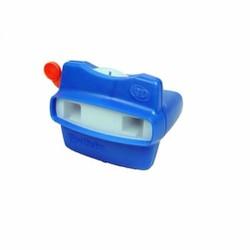 Fisher Price Máy xem hình 3D màu xanh View Master